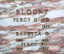 Bayetta <i>Dent</i> Blount