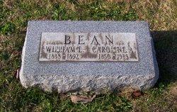 Rev William Edward Bean