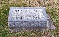 Irma Josephine Kranz