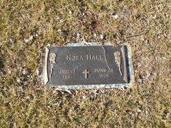 Nora <i>Egbert</i> Hall