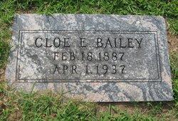 Cloe Elizabeth <i>Klinger</i> Bailey
