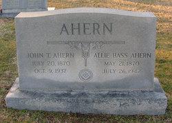 John T. Ahern