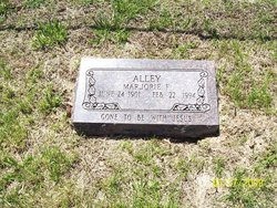 Marjorie F. Alley