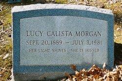 Lucy Calista Morgan