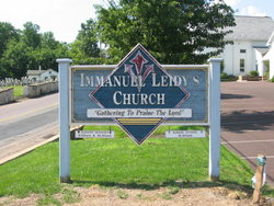 Immanuel Leidys Church Cemetery