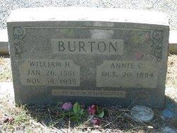 William H Burton