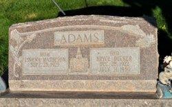 Bryce Decker Adams