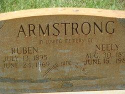 Neeley Neona <i>Mills</i> Armstrong