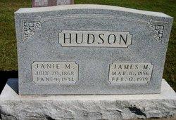 James M. Hudson