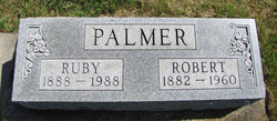 Ruby <i>Murray</i> Palmer