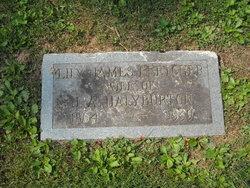 Lily James <i>Fletcher</i> Halyburton