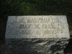 James Albert Halyburton