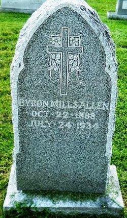 Byron Mills Allen