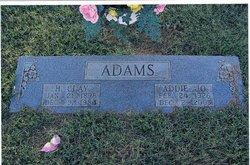Addie Jo <i>Ashcraft</i> Adams