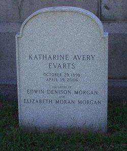 Katharine Avery <i>Morgan</i> Evarts
