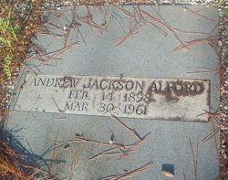 Andrew Jackson Alford