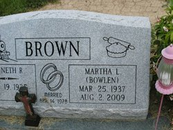 Martha Lee <i>Hawkins</i> Brown