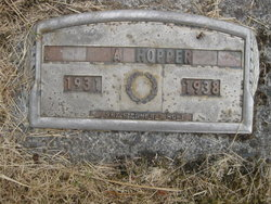 Arminta M. Araminta <i>Ingle</i> Hopper