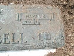 Hazel K <i>Phillips</i> Campbell McCoy
