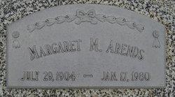 Margaret M. <i>Cornelius</i> Arends