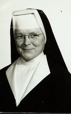 Sr Mary Etienne Lucille Filla