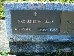 Madeline Lorraine <i>Manchester</i> Allis