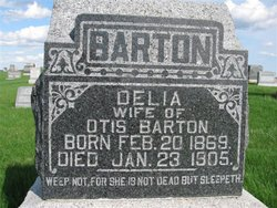 Delia <i>Downen</i> Barton