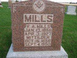 Virgil A. Mills