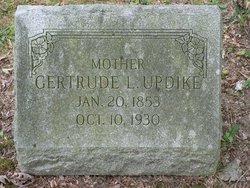 Lydia Gertrude <i>Predmore</i> Updike
