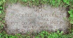 Cecil Elbert Updike