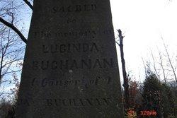 Lucinda <i>East</i> Buchanan