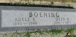 Adele Rosina Magdalena <i>Hartwig</i> Boening