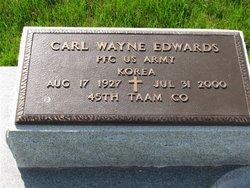 Carl W. Edwards