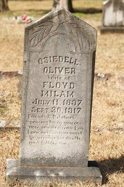 Osiedell <i>Oliver</i> Milam