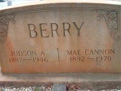 Mae Elizabeth <i>Cannon</i> Berry
