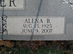 Alena Bertha <i>Schmidt</i> Richter