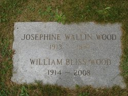Josephine <i>Wallin</i> Wood