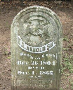 Eliphalet Lester Arnold, Sr