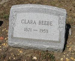 Clara <i>Bartholomew</i> Beebe
