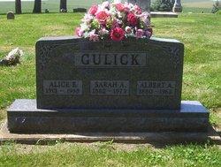 Sarah Ann <i>Pollock</i> Gulick