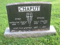 Odile <i>Pigeon</i> Chaput