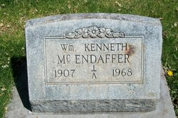 William Kenneth McEndaffer