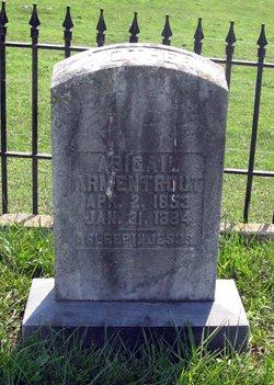 Abigail <i>Deeds</i> Armentrout