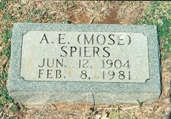A.E. Mose Spiers