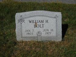 William Howard Bolt