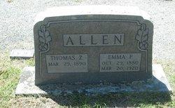 Emma P Allen