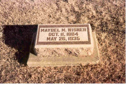 Maybel Mae <i>Young</i> Wisner