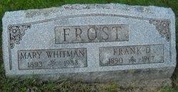 Frank Dullam Frost