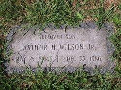 Arthur H Wilson, Jr