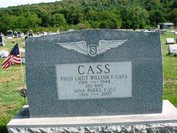 Lieut William F Cass